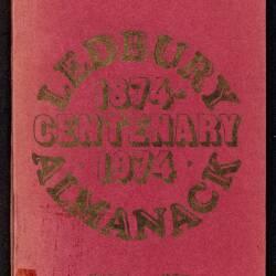 Tilley's Ledbury Almanack 1974