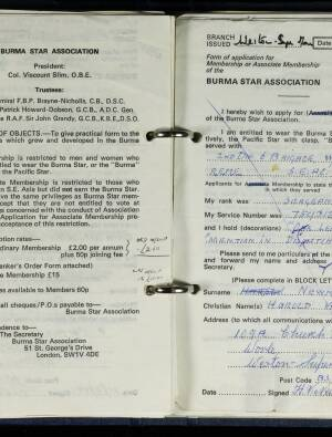 Newman, Harold Victor - N/648/83