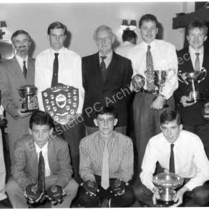 Thorncliffe Cricket Club Chapeltown Presentation Group