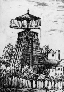 Horizontal Windmill, Mitcham