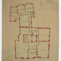 Mezzanine floor, plan