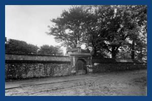 Merton Priory Gates