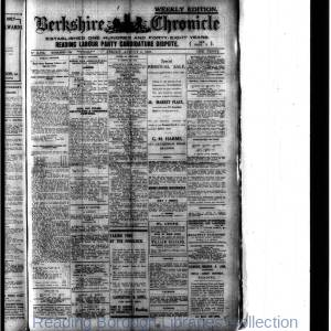 Berkshire Chronicle Reading 08-1918