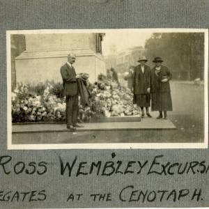 RGE028 - Ross Wembley Excursion, Delegates at the Cenotaph.jpg