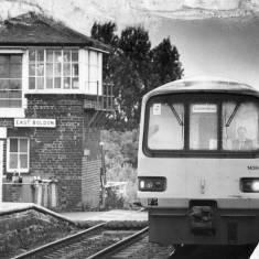 Boldon Station