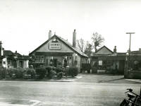 Brown's Garage, Manor Road, No.60, Mitcham