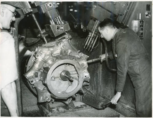 """Hercules"" engine"
