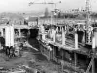 Crown House, London Road, Morden: Construction in progress