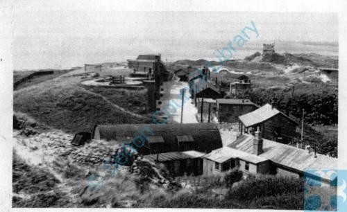 Fort Crosby c1945