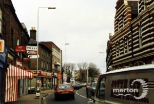 London Road, Mitcham