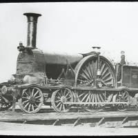 Steam locomotive 44
