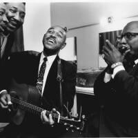 Four Chicago Bluesman