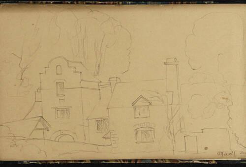 Page 41 of sketchbook 1