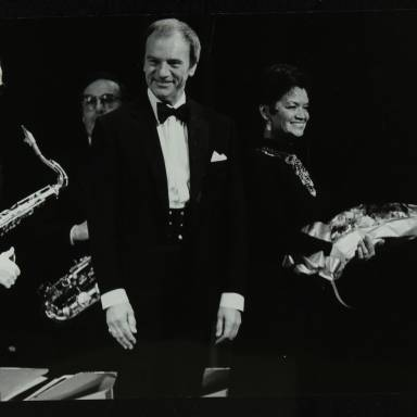 Tommy Whittle, Dennis Lotis and Lita Roza (Ted Heath Orchestra)