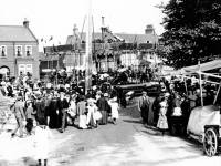 Mitcham Fair, Upper Green