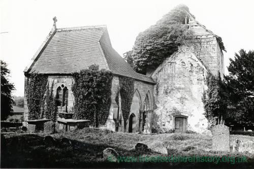Yazor old church