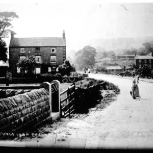 Ecclesfield Village, Sunny Bank, The Wheel