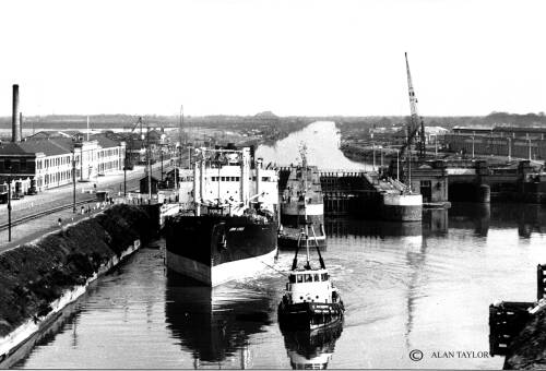 Latchford Locks