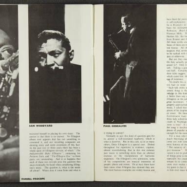 Duke Ellington Orchestra British Tour – February 1964 007