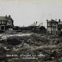 Seaside Station and Hotel Ainsdale