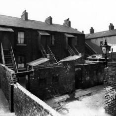 Back of Union Street, Jarrow