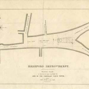Hereford improvement block plan