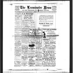 Leominster News - August 1917