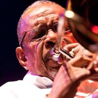Fred Wesley Funk All Stars, 2014.