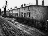 Brick houses at an unknown location