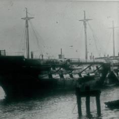 Training ship - Wellesley