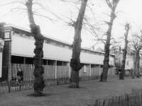 Fair Green, Mitcham: shops built on West side of Wesleyan Chapel