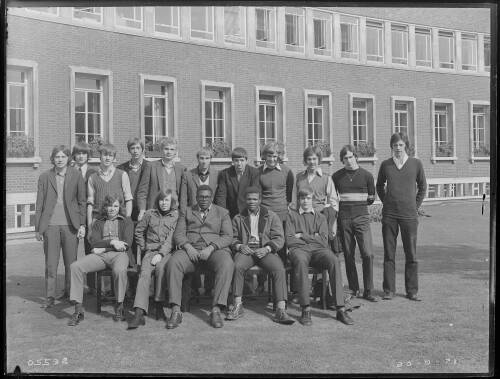 1971 intake of craft apprentices