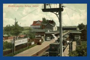 Mitcham Junction Railway Station