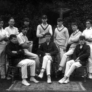 G36-529-20 Hereford Cathedral School cricket eleven.jpg