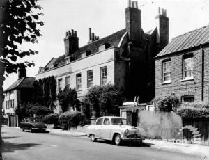 Church Road:  Church House (Rectory)