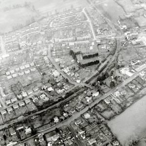 Li13834 Ledbury Aerial View 1966-7.jpg