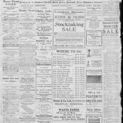 Hereford Journal - 12th January 1918