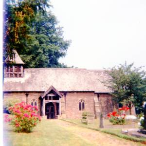 St Andrews Church, Evesbatch, 1983