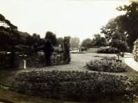Rose Garden, Wimbledon Lodge