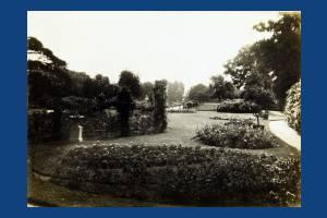 Rose Garden, Wimbledon Lodge