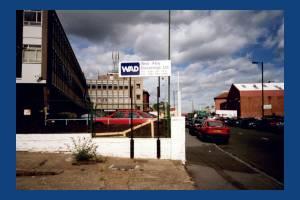 West Alloy Diecastings Ltd, Garth Road