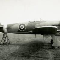 Hawker Typhoon IB: Napier