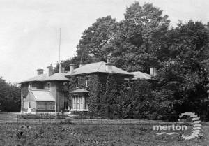 Wandle Park House, Colliers Wood