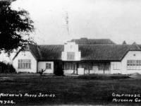 Golf Club House, Mitcham Common