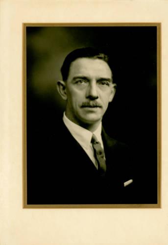 1936-37: Captain John Samuel Irving