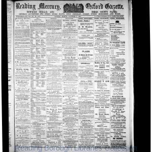Reading Mercury Oxford Gazette 09-1914