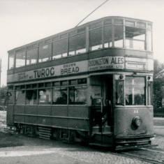 South Shields Corp.Tramways No.44