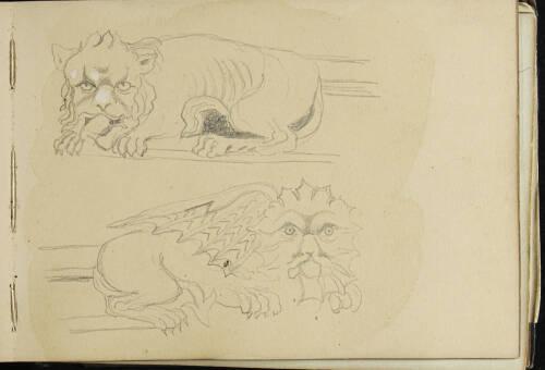 Page 22 of sketchbook 2