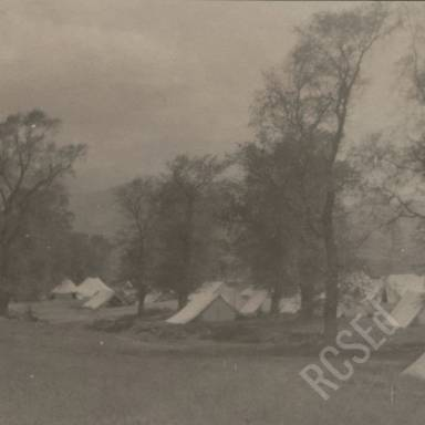 Camp for Scottish Women's Hospitals