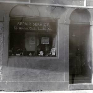 Berrington Street, Repair Service, 1962
